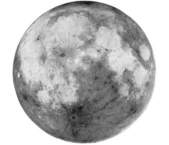Oscura Luna llena