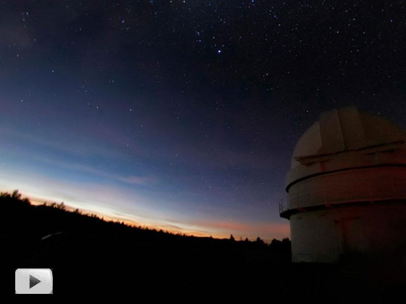 Enfocando a la nebulosa del Pelícano