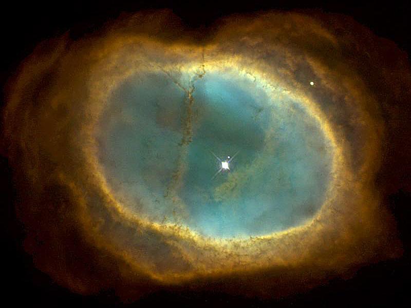 NGC 3132: la Nebulosa «Eight Burst»