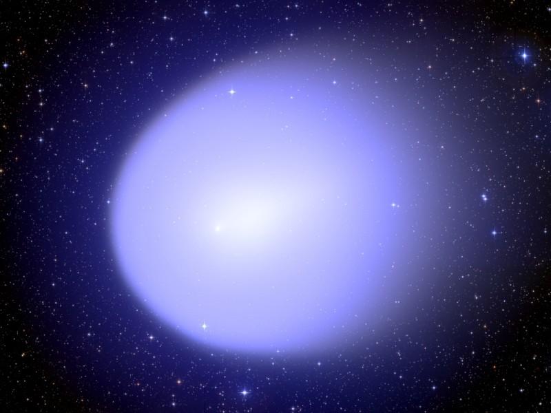 Expansivo Cometa Holmes