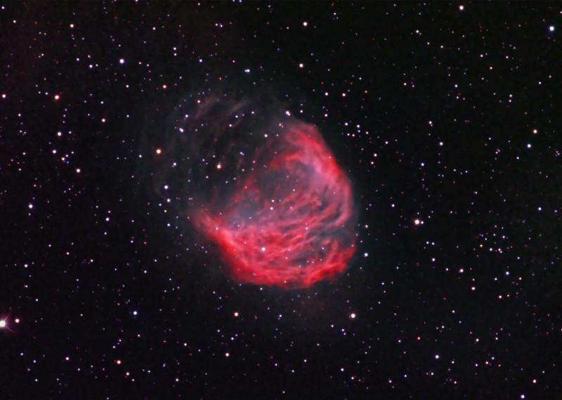 La Nebulosa Medusa