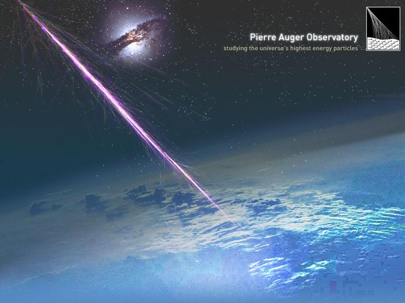 Rayos cósmicos de los centros galácticos
