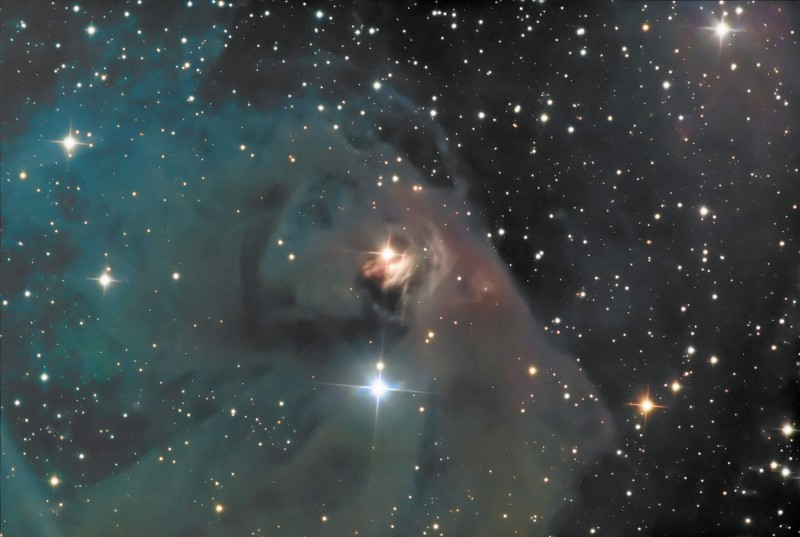 T Tauri y la Nebulosa Variable de Hind