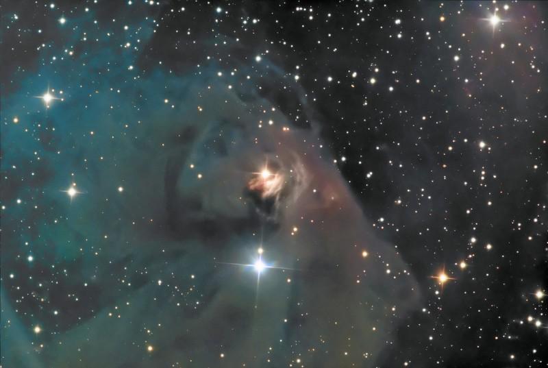 T Tauri y la Nebulosa Variable de Hind