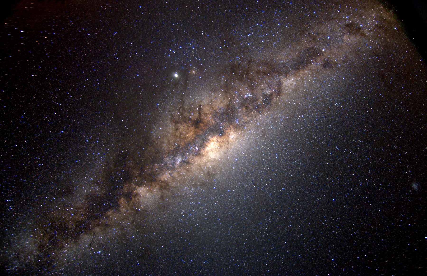 A Third of Us Can't See The Milky Way Anymore, And It's ...
