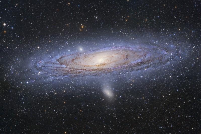 Vesmírný ostrov Andromeda