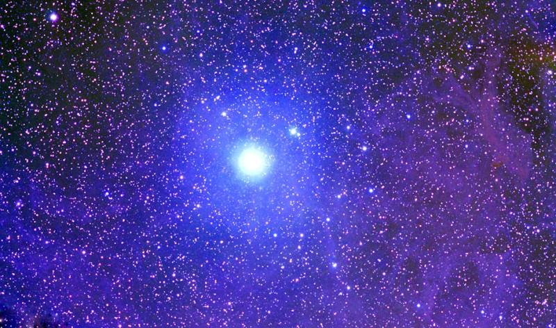 Nebulosa de polvo de Polaris
