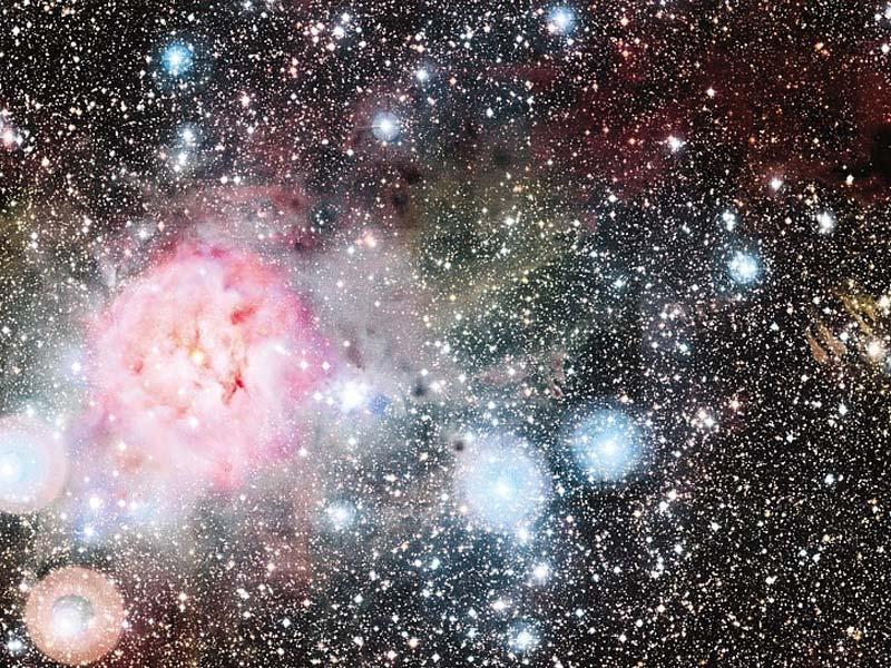 La Nebulosa del Capullo desde CFHT
