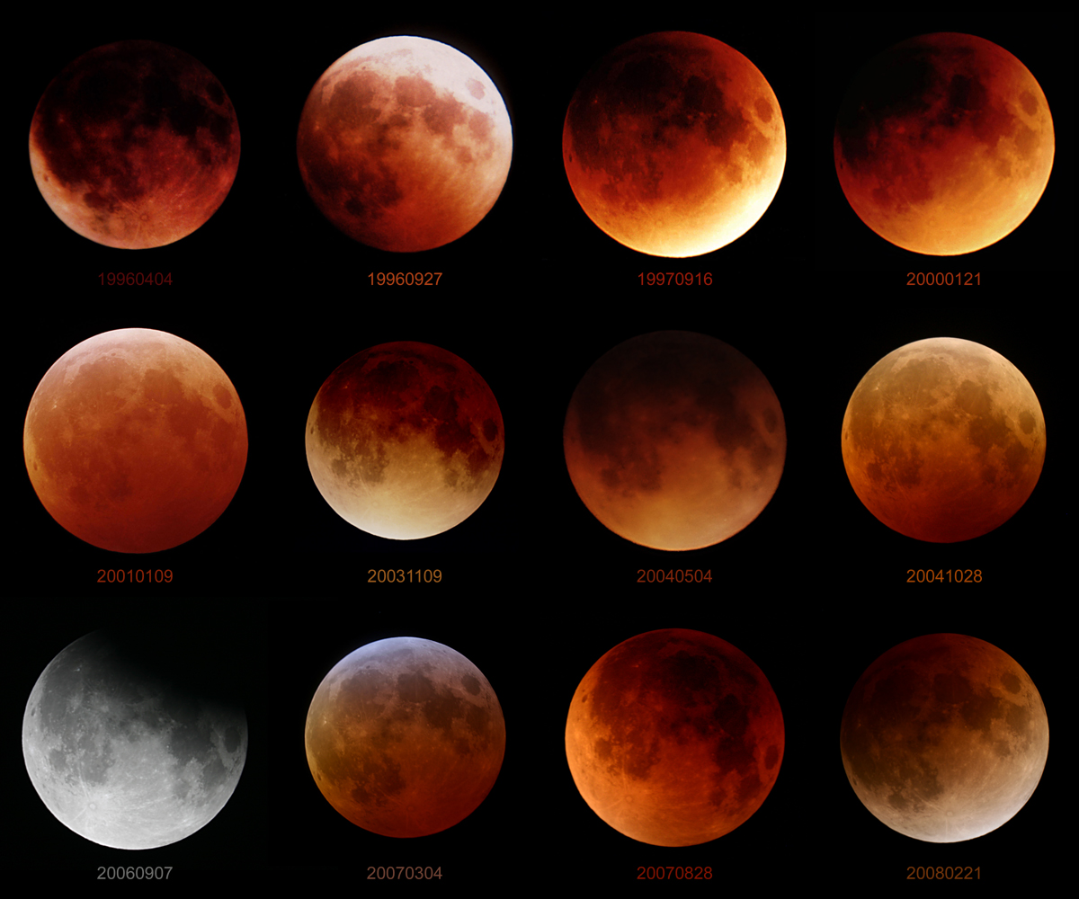 What Will 2018 S And 2019 S Lunar Eclipses Look Like