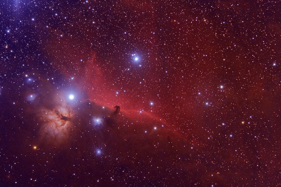 La Nebulosa Cabeza de Caballo de Orión