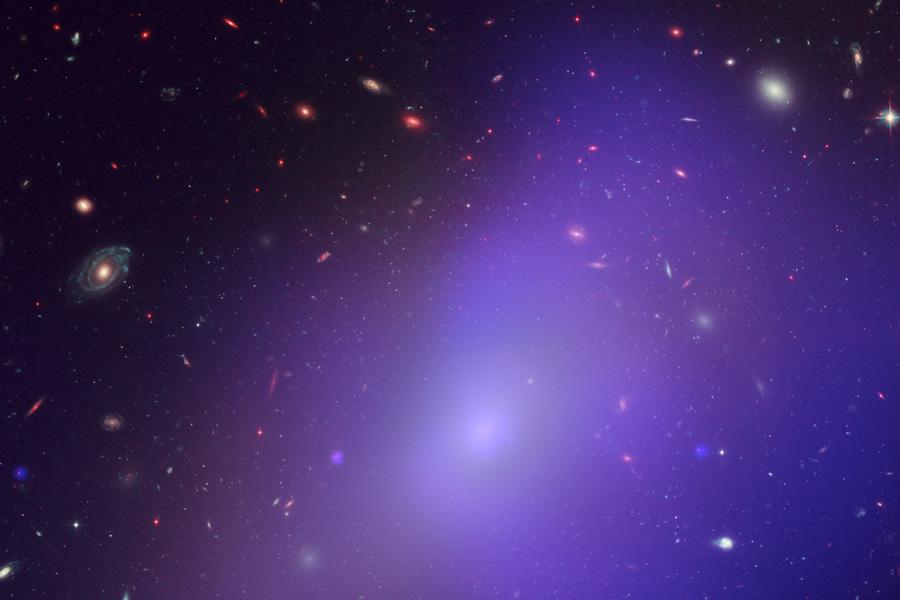 Galaxia elíptica NGC 1132