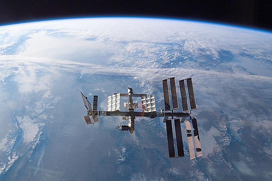 La Estación Espacial Internacional se vuelve a expandir