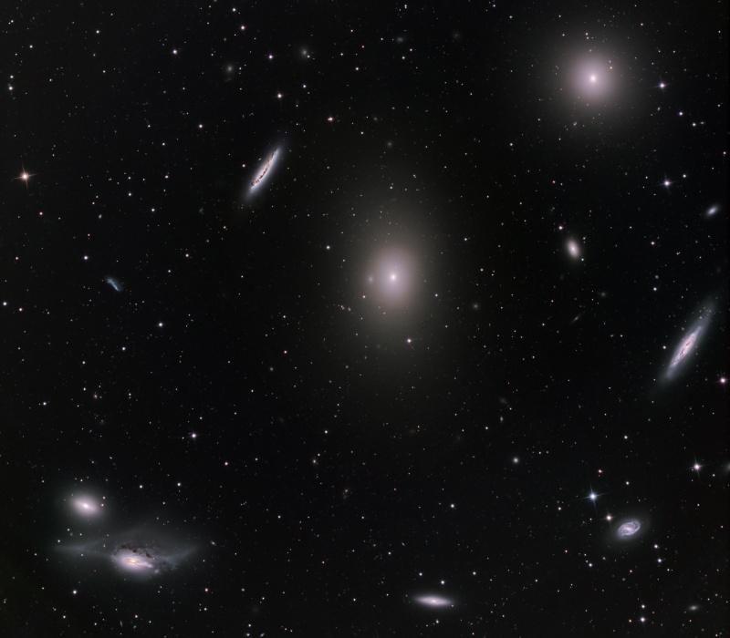 おとめ座銀河団