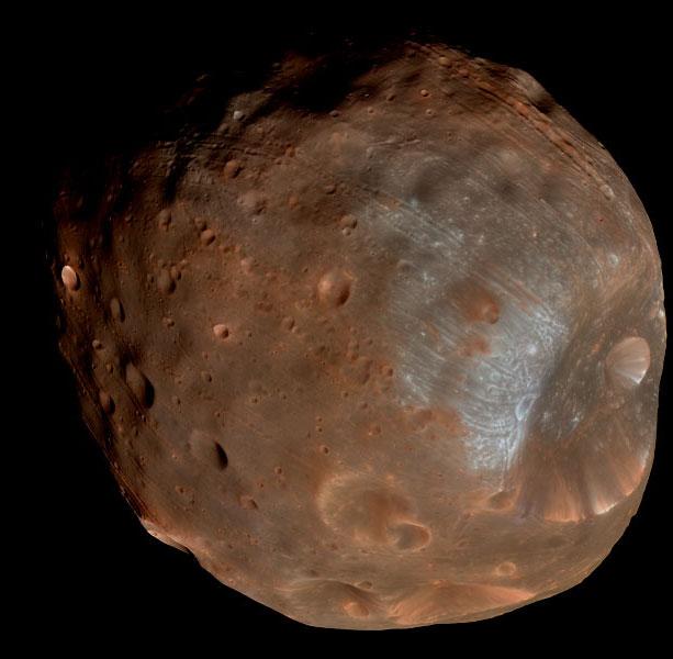 Fobos: la luna maldita de Marte