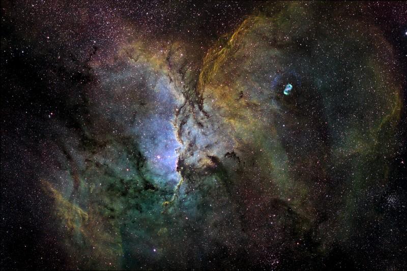Formando NGC 6188