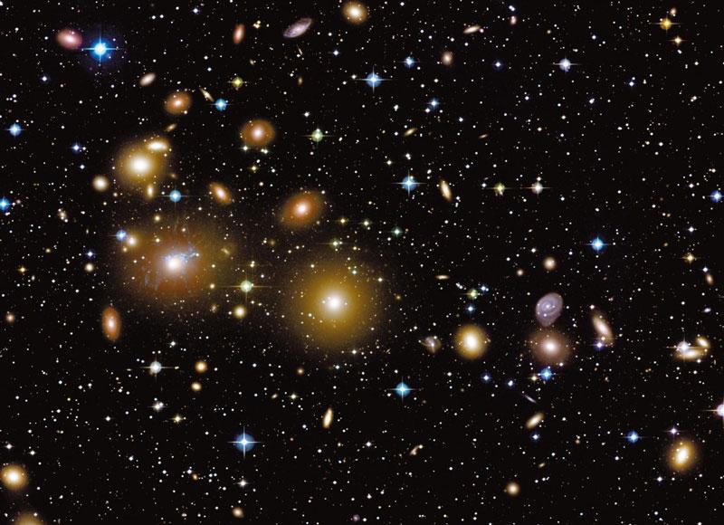 Cúmulo de galaxias de Perseo