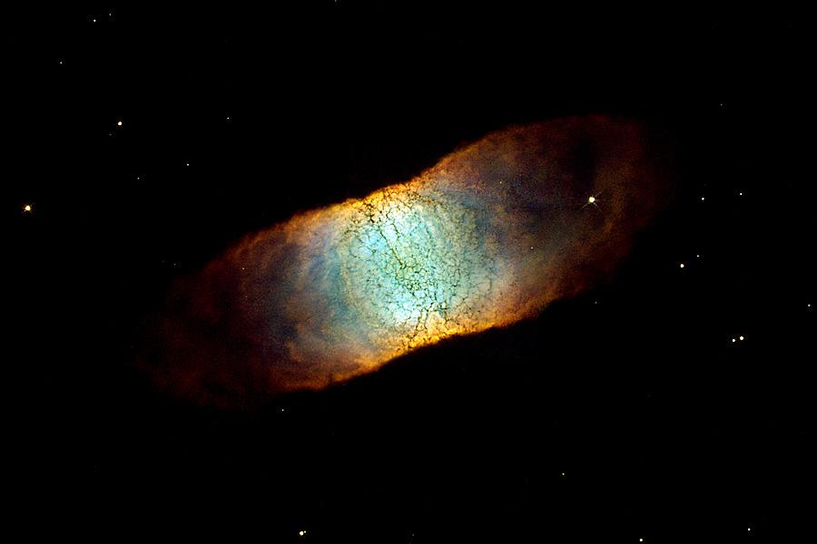 おおかみ座の惑星状星雲IC4406