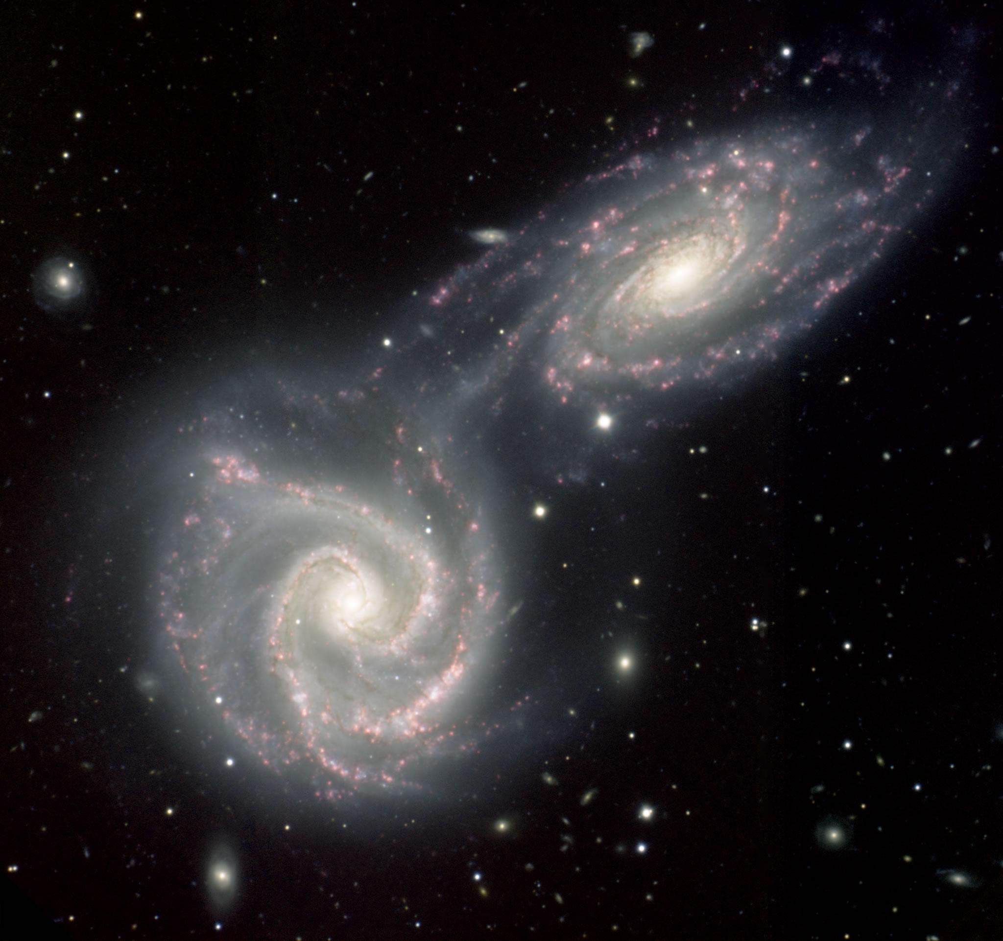 Nuestro mundo y el universo