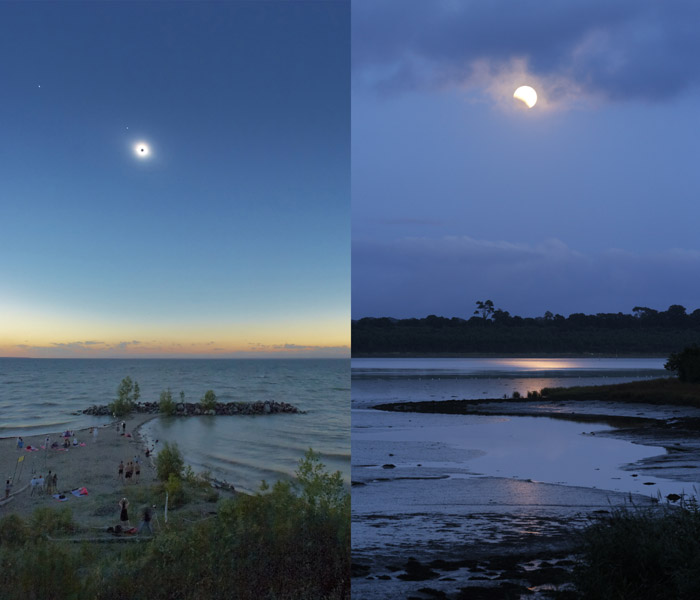 Lunas de agosto