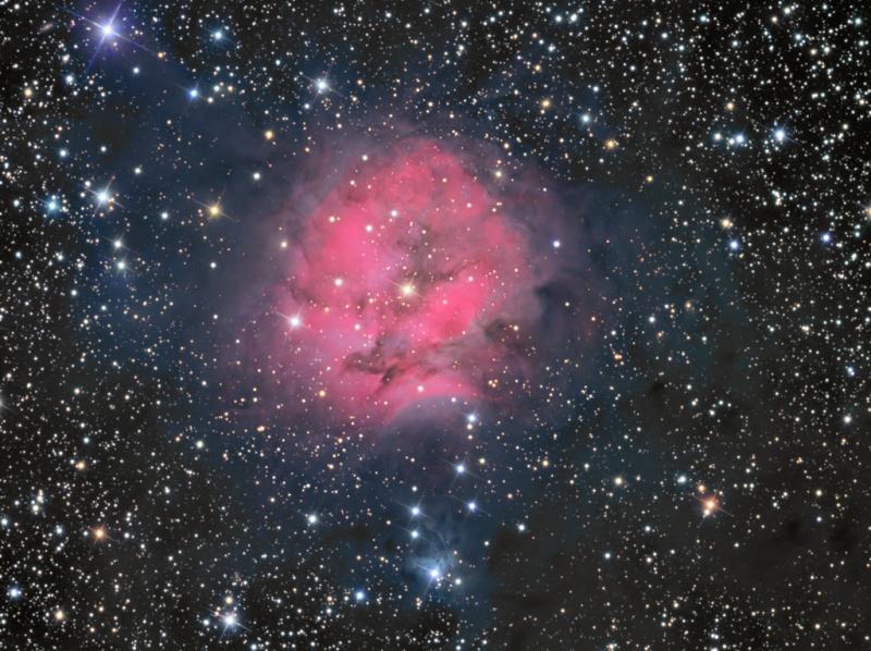 IC 5146: La Nebulosa del Capullo