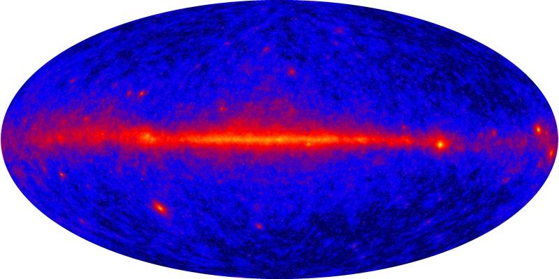 Las primeras luces del Fermi
