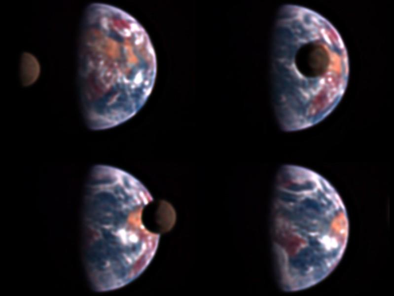 A 50 millones de kilómetros del Planeta Tierra