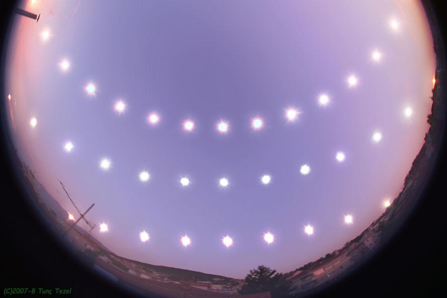 Equinoccio: El Sol de Solsticio a Solsticio
