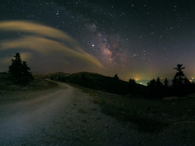 Sendero de la Vía Láctea