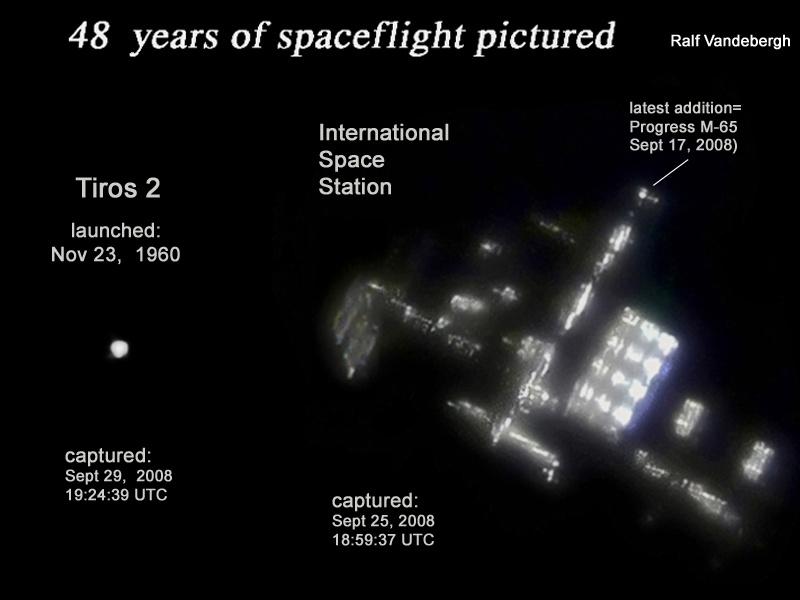 48 años de vuelo espacial