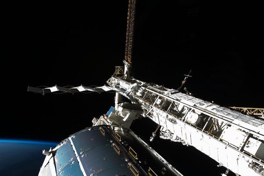 Estación Espacial Internacional: encuentra al astronauta