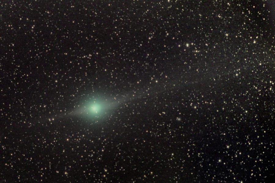 El cometa Lulin se acerca
