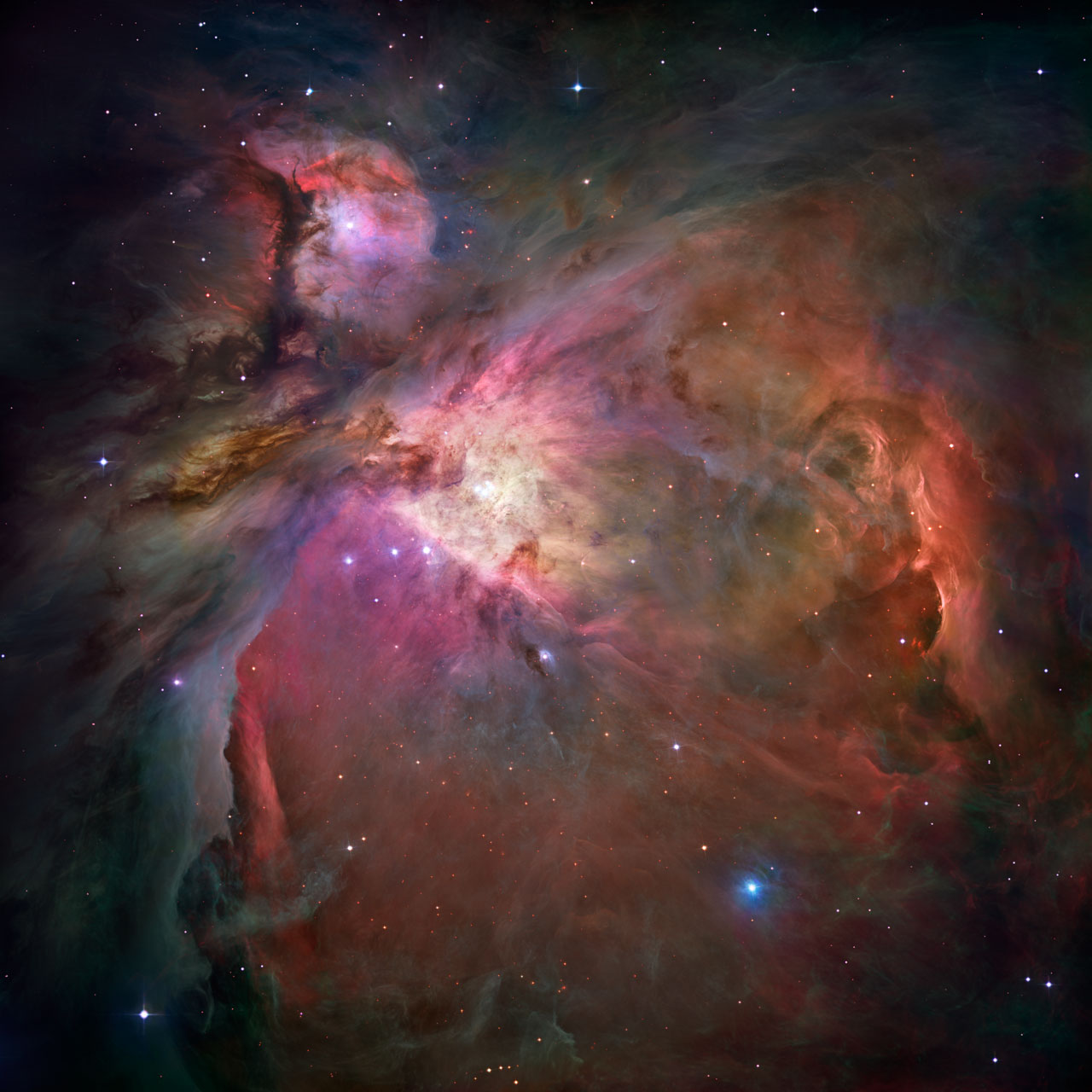Orion Nebula (NASA Photo)