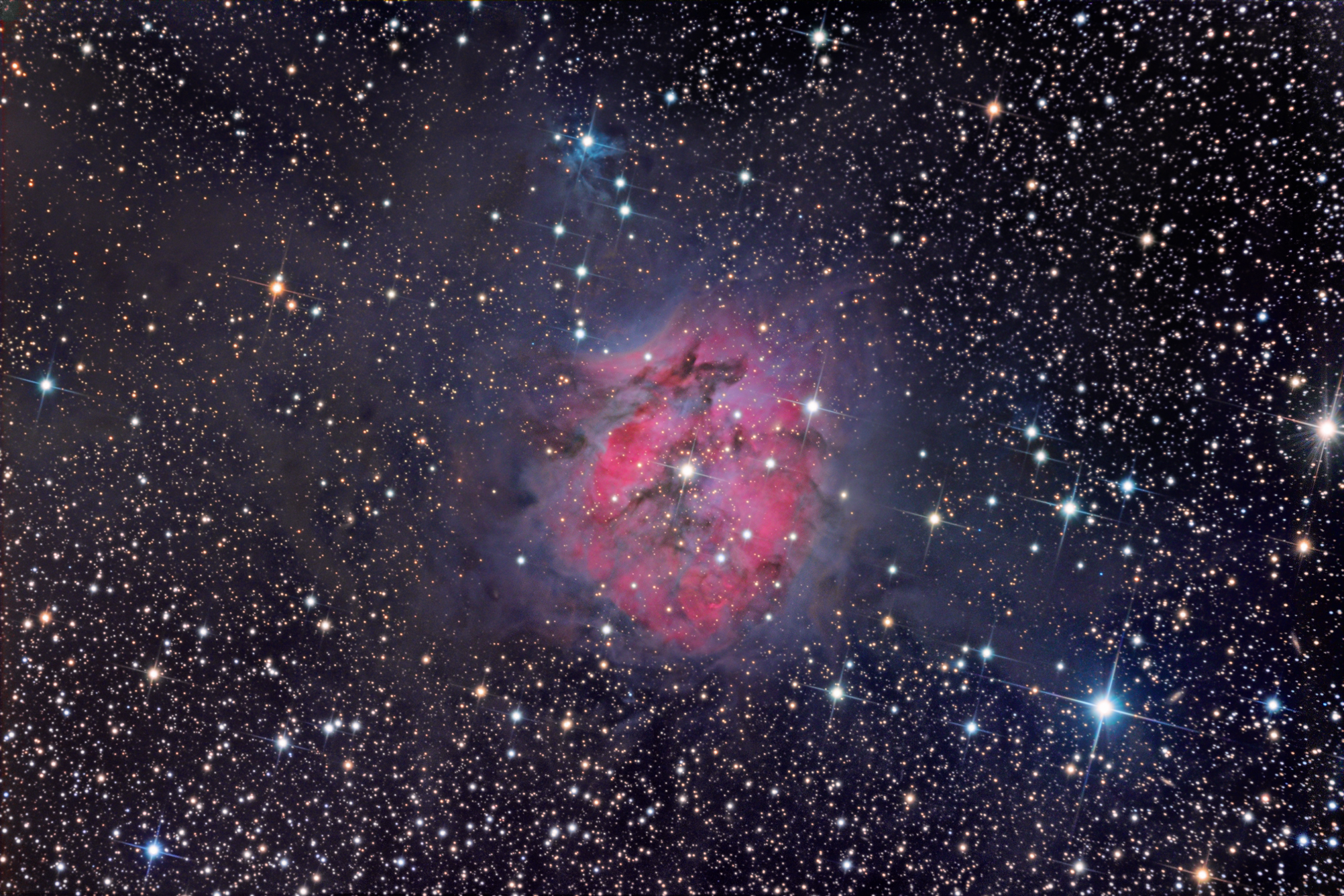 Cocoon Nebula and IC 5146 - Astrodoc: Astrophotography by