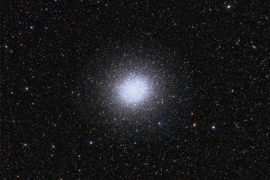 Omega Centauri: Největší známá kulová hvězdokupa
