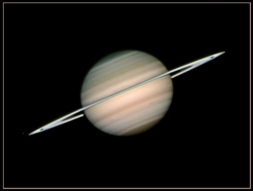 Saturno a la vista