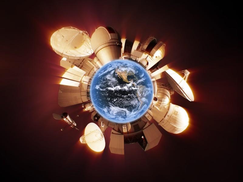 La Vuelta al Mundo en 80 Telescopios