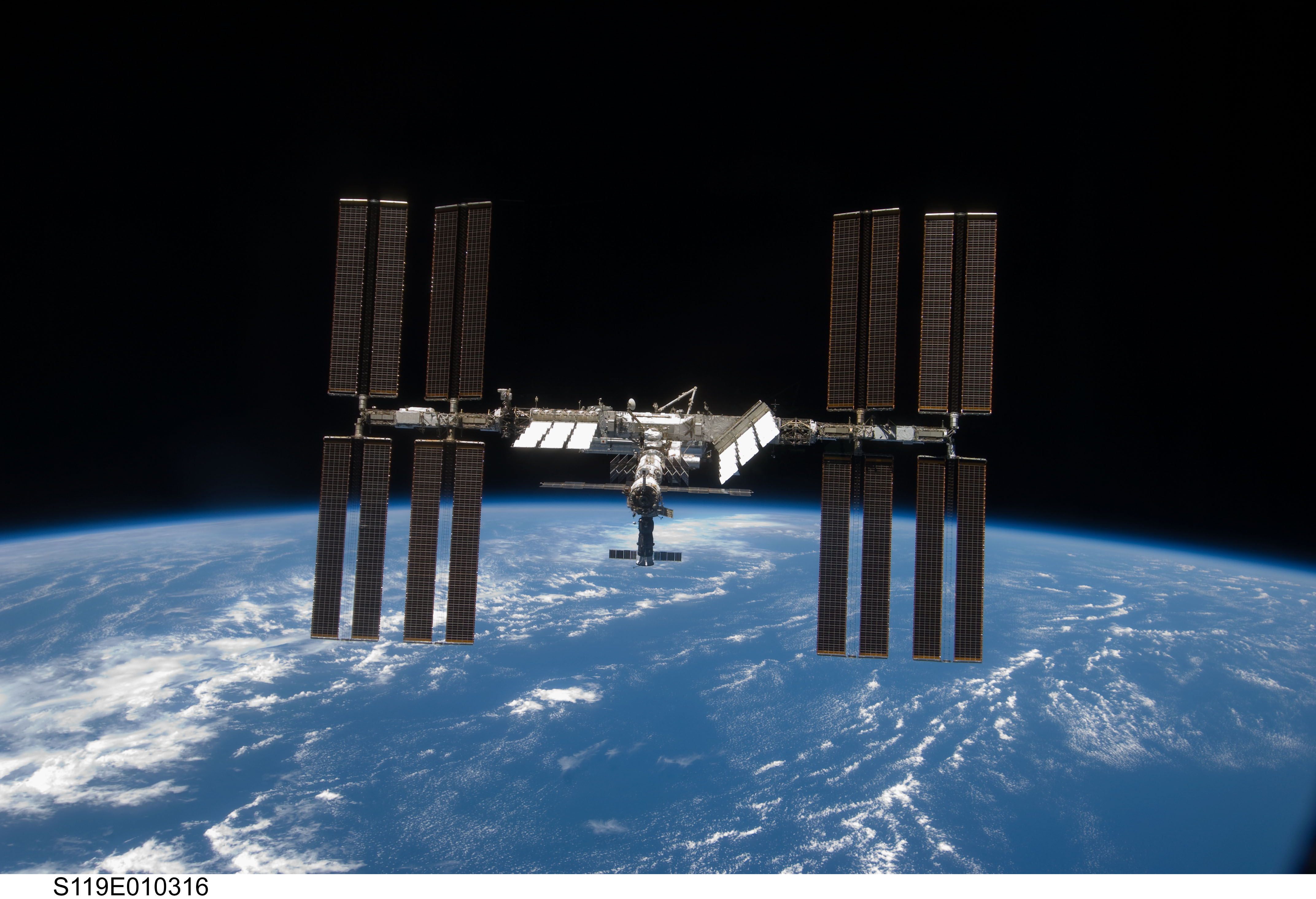 Bacteria found on International Space Station may be alien