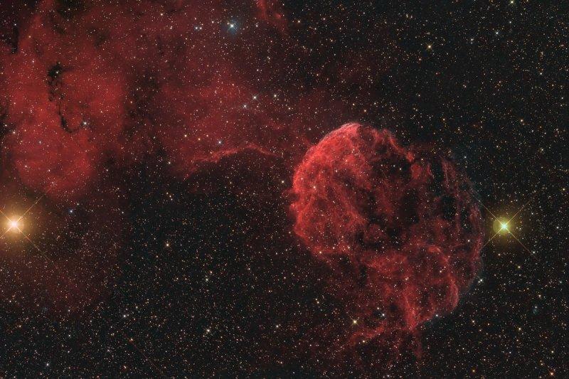 La esquiva Nebulosa Medusa