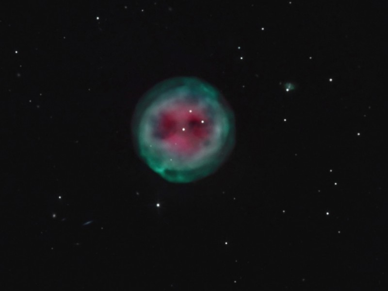 Image of the Owl Nebula
