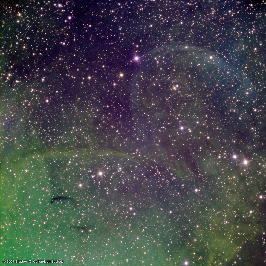 Posible chorro impulsando capas cerca del micro-quásar Cygnus X-1