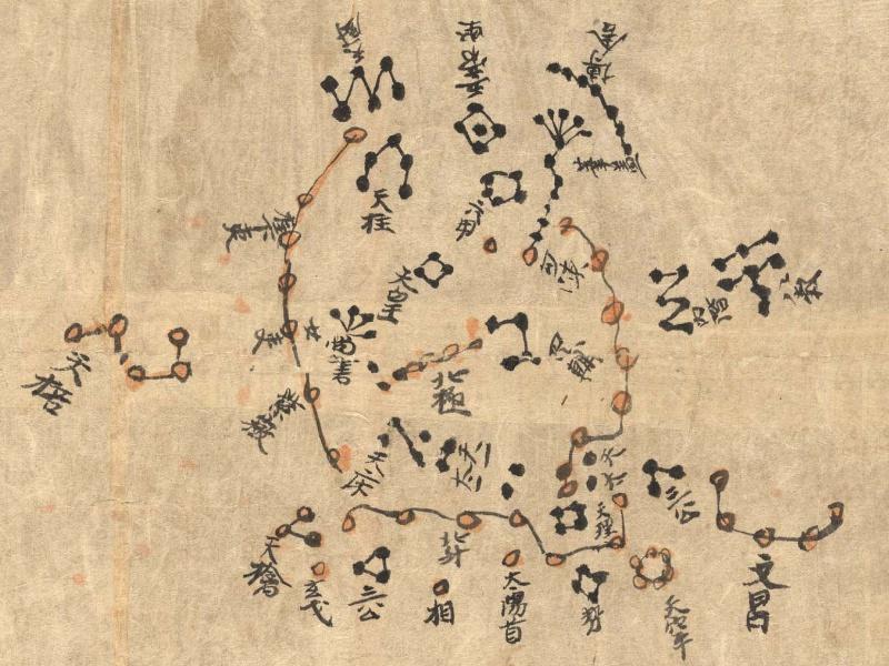 Atlas Estelar Dunhuang