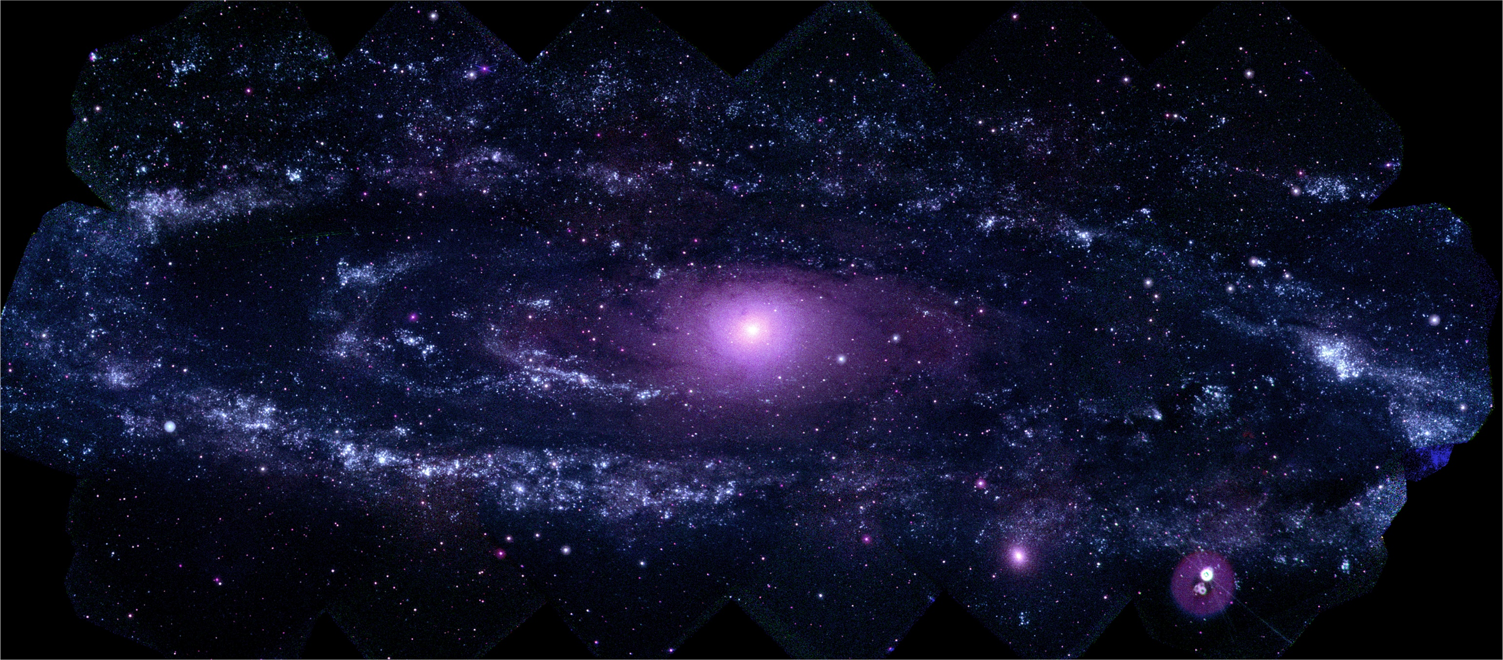 ultraviolet light astronomy - photo #9