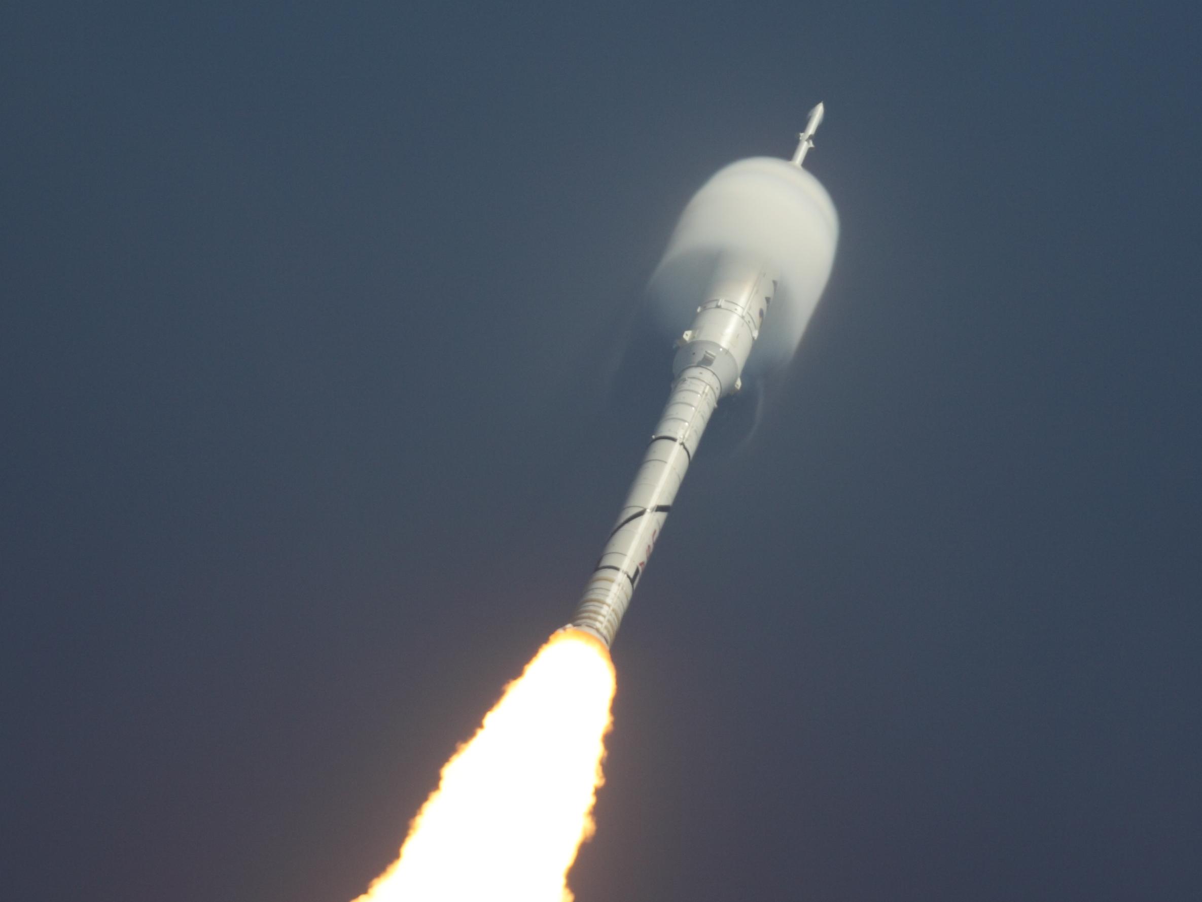 APOD: 2009 November 2 - Ares 1