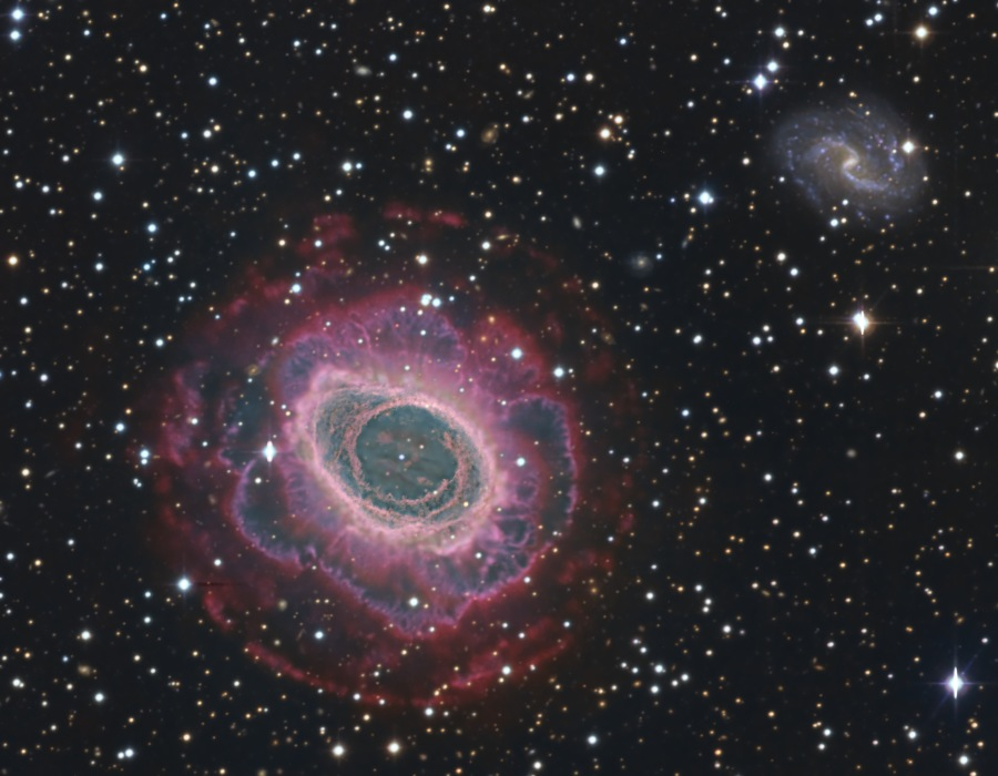 nasa ring nebula - photo #20