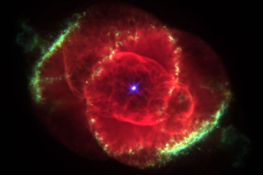 La nebulosa Ojo de Gato
