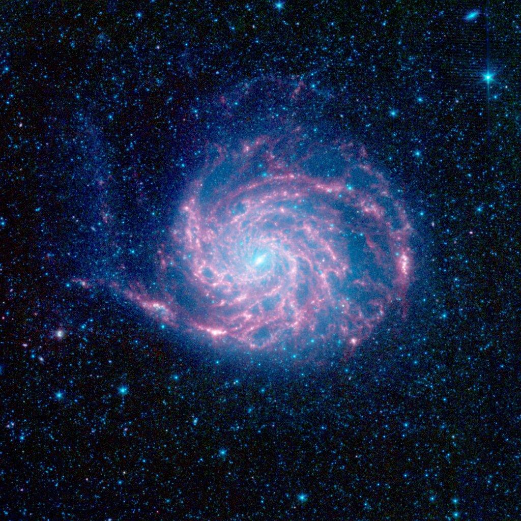 nasa whirlpool galaxy - photo #11