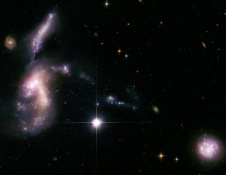 Grupo de galaxias Hickson 31