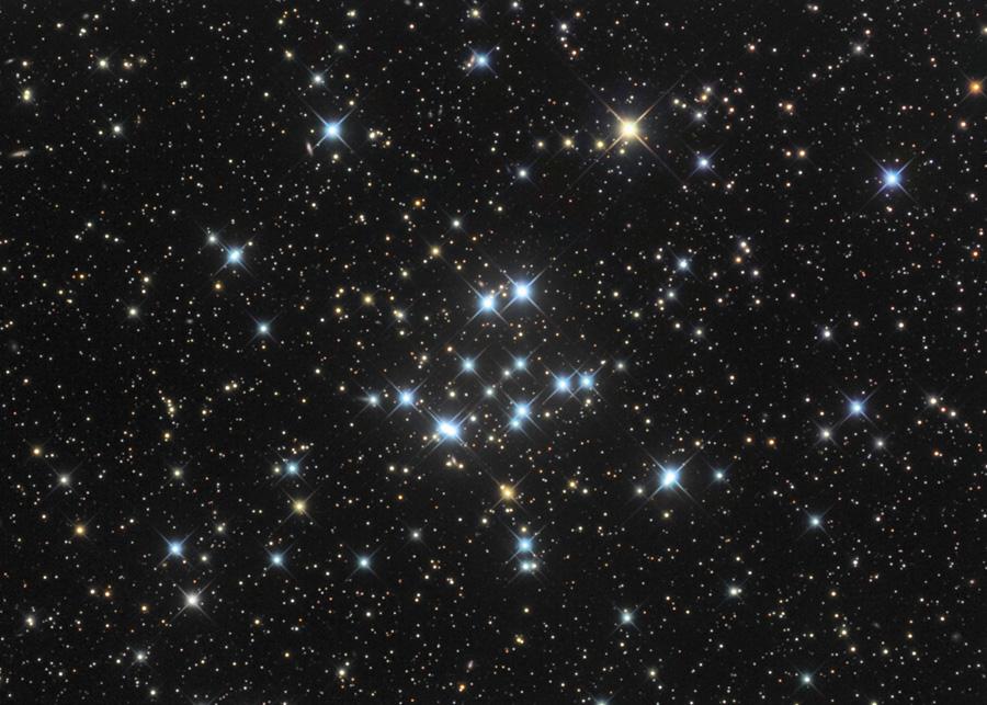Cúmulo estelar M34