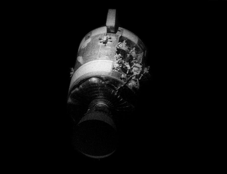 Apollo 13 dañado
