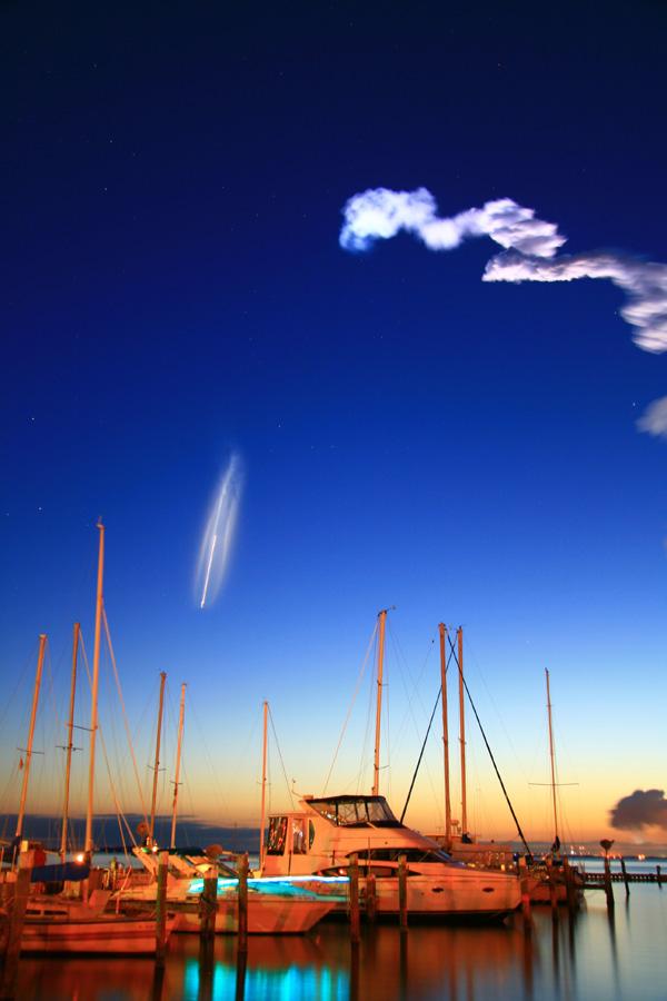 Nube del Discovery